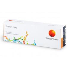 Proclear 1 day однодневные контактные линзы
